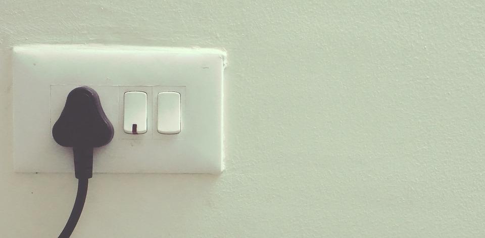 wadliwe urzadzenie elektryczne